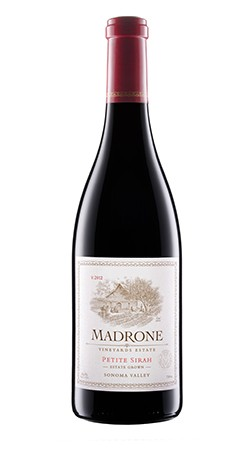 2013 Madrone Estate Winery Petite Sirah, Sonoma Valley