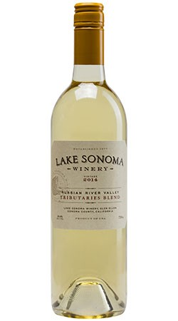 2014 Lake Sonoma Winery Tributaries White Blend
