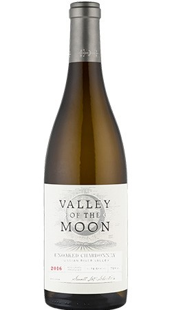 2017 Valley of the Moon Unoaked Chardonnay, Sonoma Coast