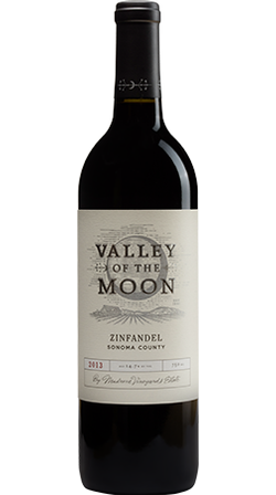 2013 Valley of the Moon Zinfandel, Sonoma County