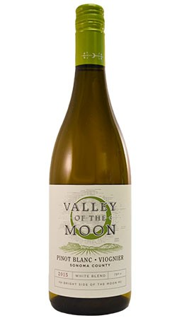 2015 Valley of the Moon Pinot Blanc - Viognier