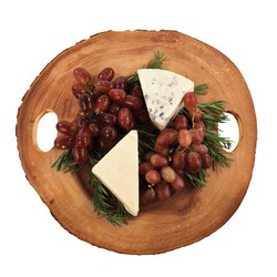 Cheese Board Acacia Wood