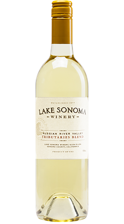 2015 Lake Sonoma Winery Tributaries White Blend, Russian River Valley Image