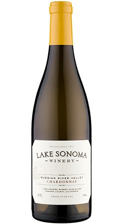 2017 Lake Sonoma Winery Chardonnay, Russian River Valley