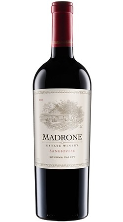 2014 Madrone Estate Winery Sangiovese, Sonoma Valley