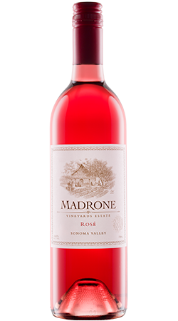 2016 Madrone Estate Winery Rose, Sonoma Valley