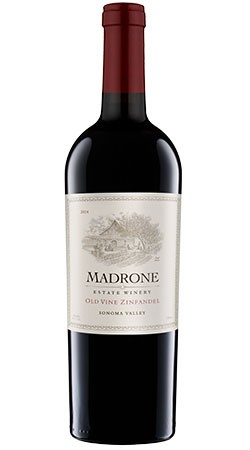 2014 Madrone Estate Winery Old Vine Zinfandel Sonoma Valley