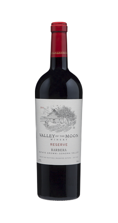2016 Valley of the Moon Reserve Barbera, Sonoma County