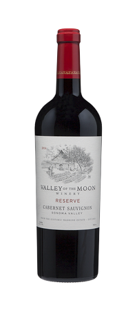2018 Valley of the Moon Reserve Cabernet Sauvignon, Sonoma Valley