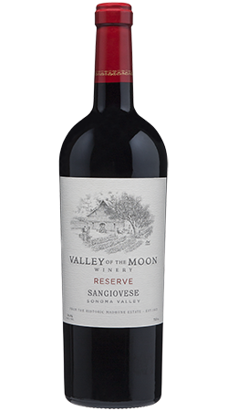 2014 Valley of the Moon Reserve Sangiovese, Sonoma Valley