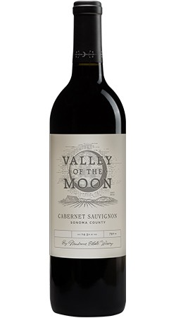 2015 Valley of the Moon Cabernet Sauvignon, Sonoma County Image