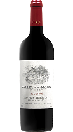 2016 Valley of the Moon Winery Reserve Old Vine Zinfandel, Sonoma Valley