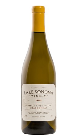 2014 Lake Sonoma Winery Chardonnay, Russian River