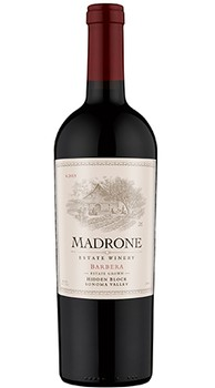2013 Madrone Estate Winery, Barbera Sonoma Valley