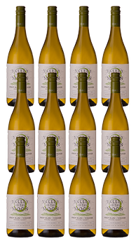 2015 Valley of the Moon Pinot Blanc - Viognier, Sonoma County Case Image