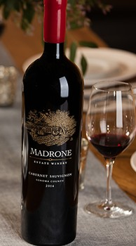 2014 Madrone Sonoma County Cabernet Magnum 1.5L