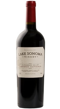 2016 Lake Sonoma Winery Cabernet Sauvignon, Alexander Valley