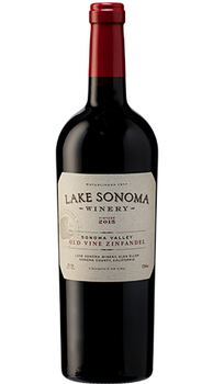 2017 Lake Sonoma Old Vine Zinfandel, Sonoma Valley