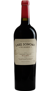 2015 Lake Sonoma Winery Lazy Dog Vineyard Malbec, Sonoma Valley