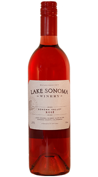 2017 Lake Sonoma Malbec Rose, Sonoma Valley