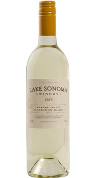 2016 Lake Sonoma Winery Sauvignon Blanc Sonoma Valley