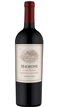 2014 Madrone Estate Winery Cabernet Sauvignon, Sonoma County