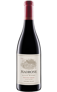 2014 Madrone Estate Winery Petite Sirah, Sonoma Valley