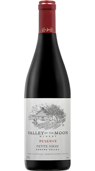 2013 Valley of the Moon Reserve Petite Sirah, Sonoma Valley
