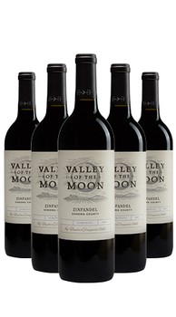2013 Valley of the Moon Zinfandel CASE -12 Bottles