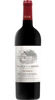 2017 Valley of the Moon Winery Reserve Old Vine Zinfandel, Sonoma Valley