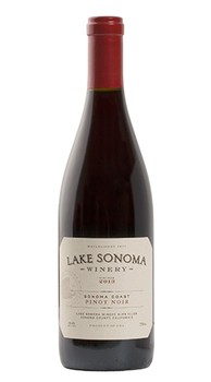 2018 Lake Sonoma Winery Pinot Noir, Sonoma Coast