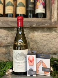 Holiday Gift Pack- Winemaker Reserve Chardonnay